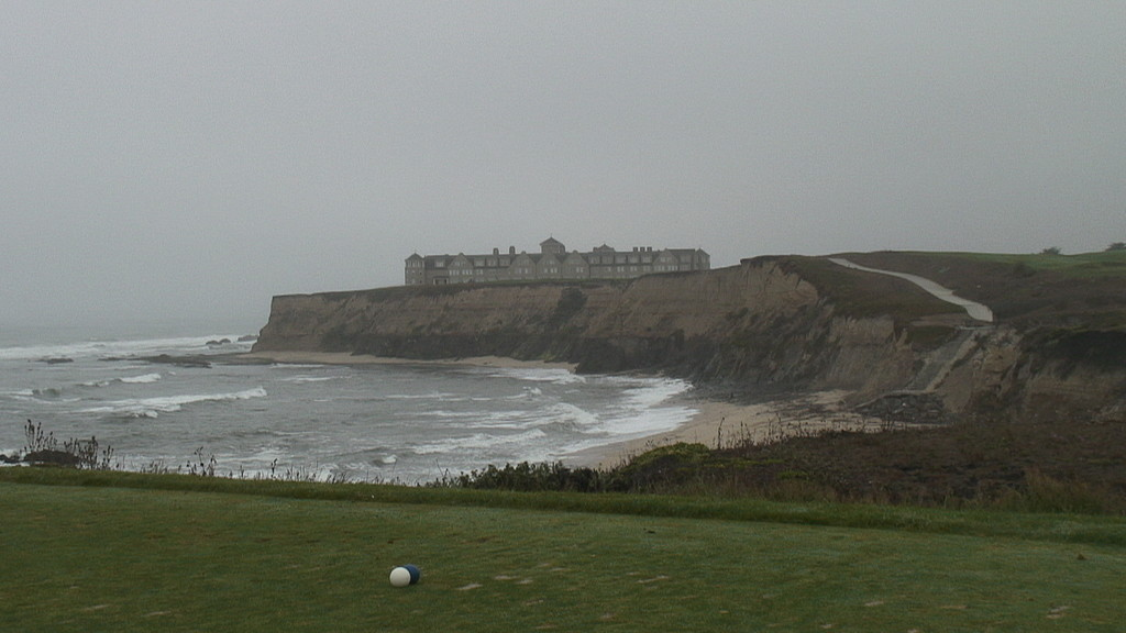 Half Moon Bay The old and Ocean Golf Course