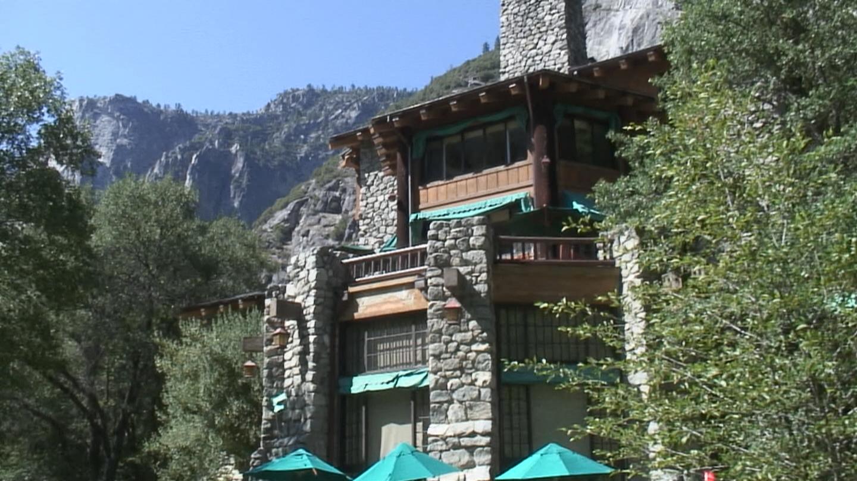 The Ahwahnee Hotel (Yosemite)