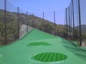 つるやゴルフセンター箕面