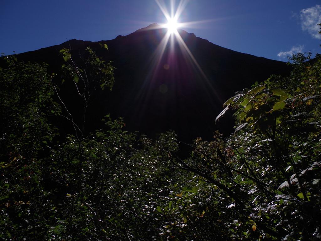 知床半島 羅臼岳 登山